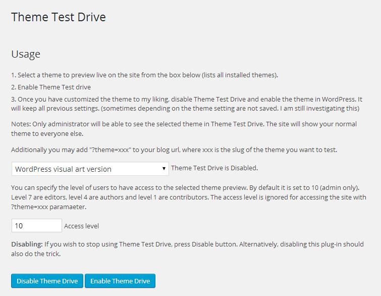 theme test drive2