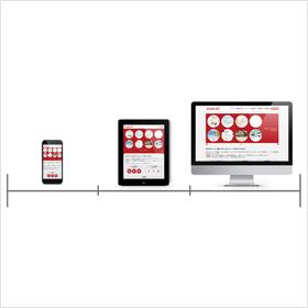 レスポンシブデザインはPC+スマホで切り替え可能サイトではない
