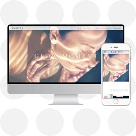 「商品の魅力」が伝わる動画制作、「ブランドの想い」が伝わるサイト構築