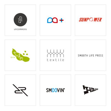 商品ロゴ作成事例