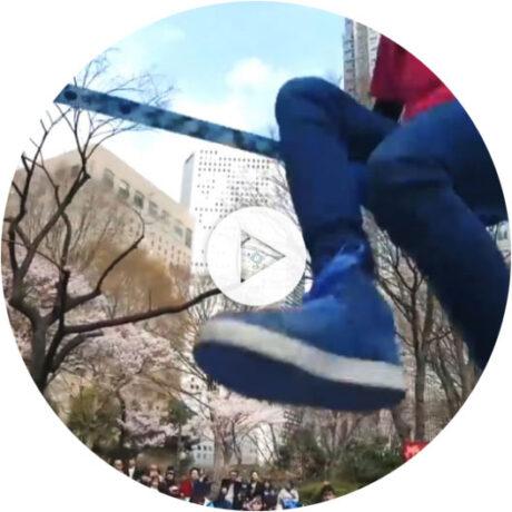 スポーツイベントの動画作成事例